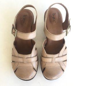 boc Nude Sandals Women's Size:10M